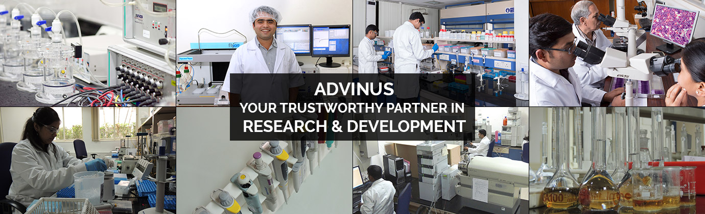 Advinus Research & Development