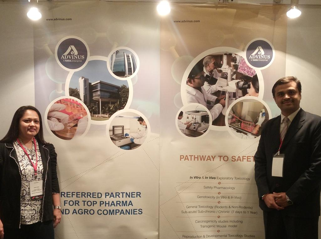 Advinus Exhibited at the 9th Biosimilars Congregation 2016, Mumbai