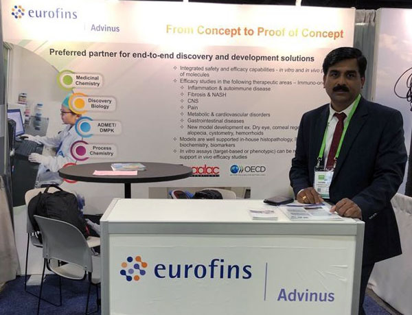 Eurofins Advinus at AACR 2019