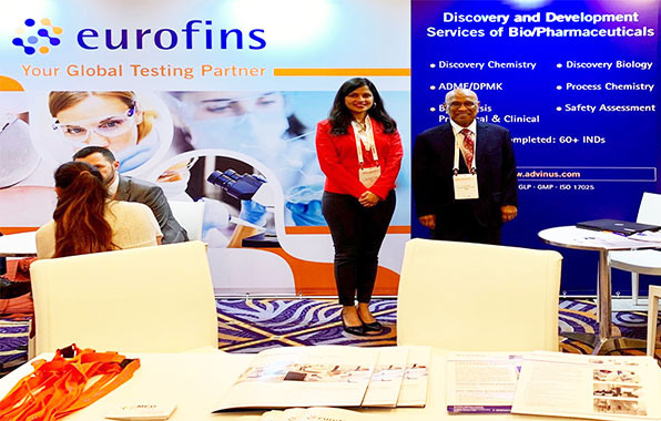 Eurofins Advinus at BioMed Israel, 2019