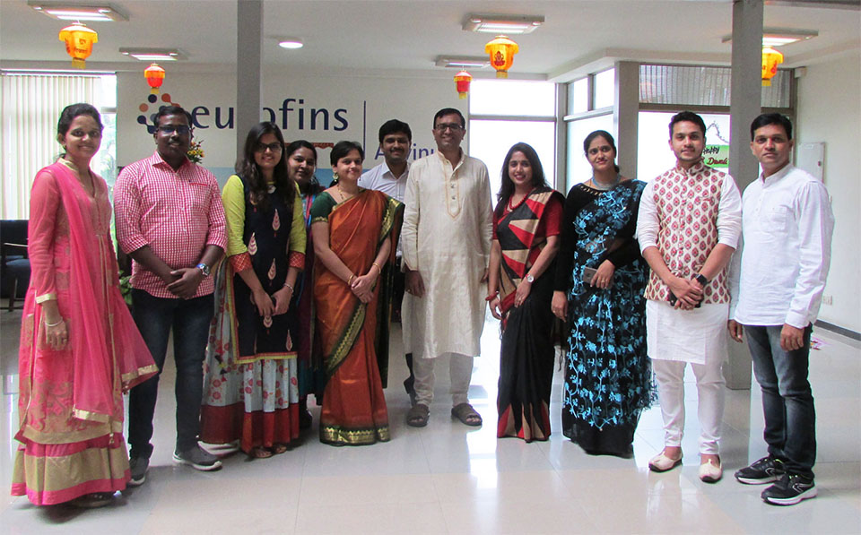 Eurofins Advinus Diwali Celebration