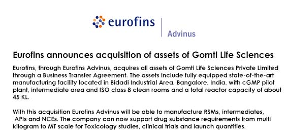 Eurofins-advinus-gomti-acquisition-press-release