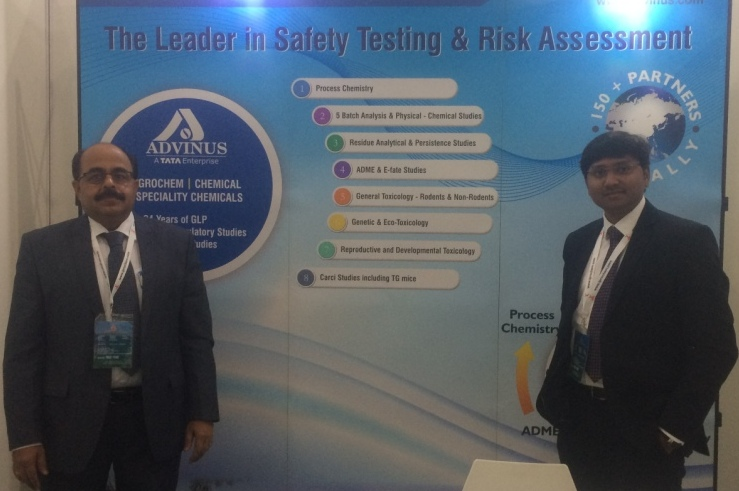 Advinus Exhibited at China International Agrochemical & Crop Protection Exhibition, Shanghai