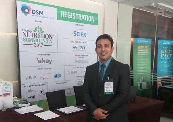 Advinus at Nutrition Summit, Mumbai