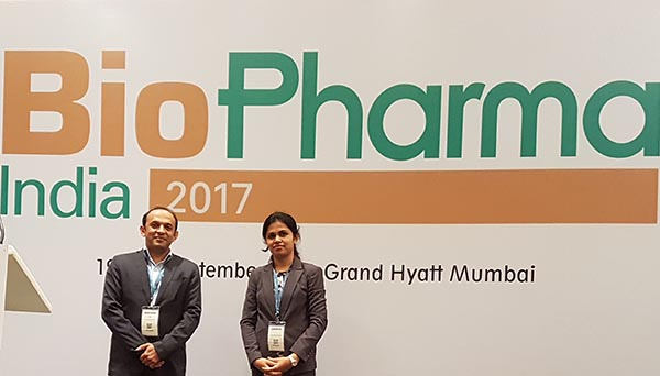 Advinus at BioPharma, Mumbai