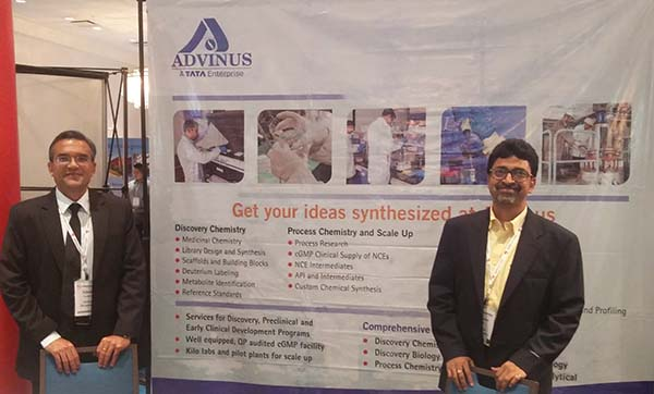 Advinus at Chemoutsourcing 2017, New Jersey