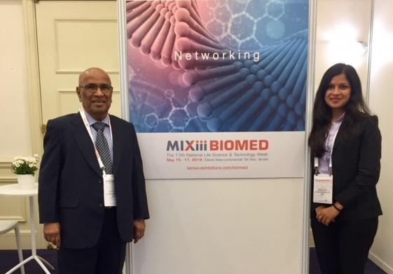 Eurofins Advinus at MIXiii Biomed, Israel