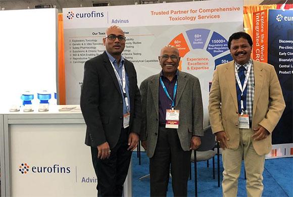 Eurofins Advinus at SOT/ToxExpo 2019