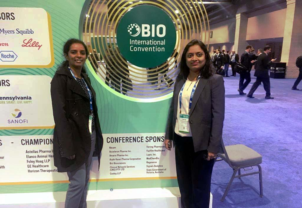 Eurofins Advinus at BIO International Convention – 2019 , Philadelphia, USA