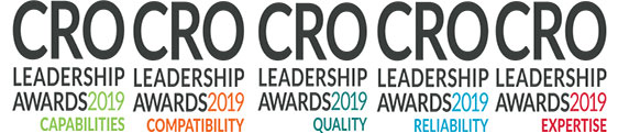 Eurofins is a 2019 CRO Award Winner